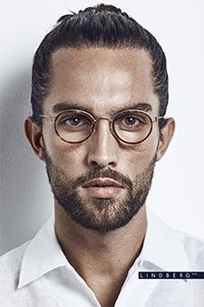 86302a77c24 Das dänische Familienunternehmen setzt bei der Fertigung seiner  einzigartigen Lindberg Brillen auf hochwertige Materialien und eine  besonders leichte, ...